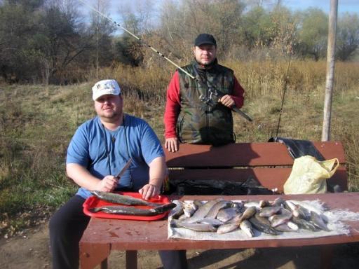 рыбалка на слиянии ахтубы и ашулук