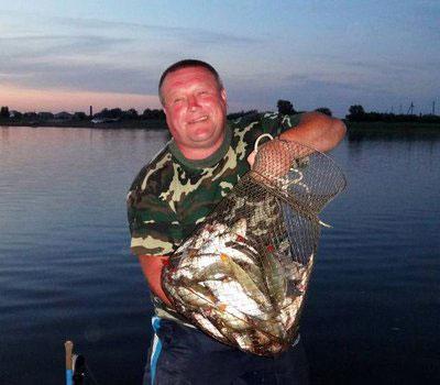 ерыклы рыбалка