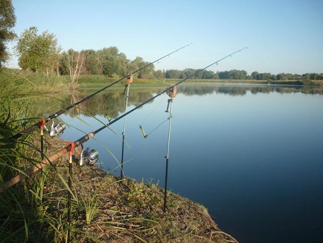 где ловить на озере ильмень