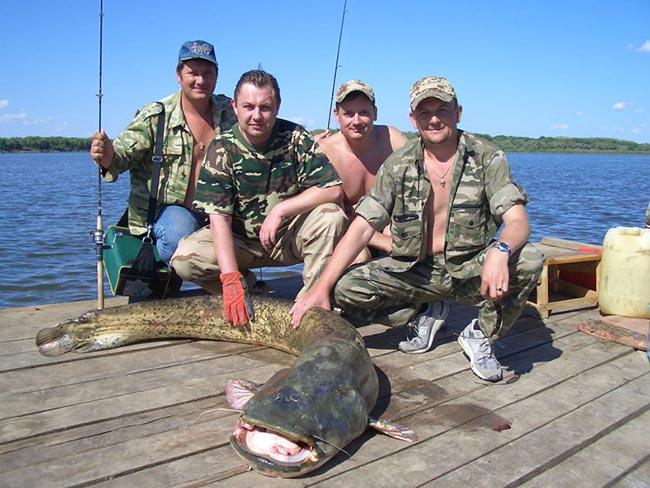 рыболовные базы на юге москвы