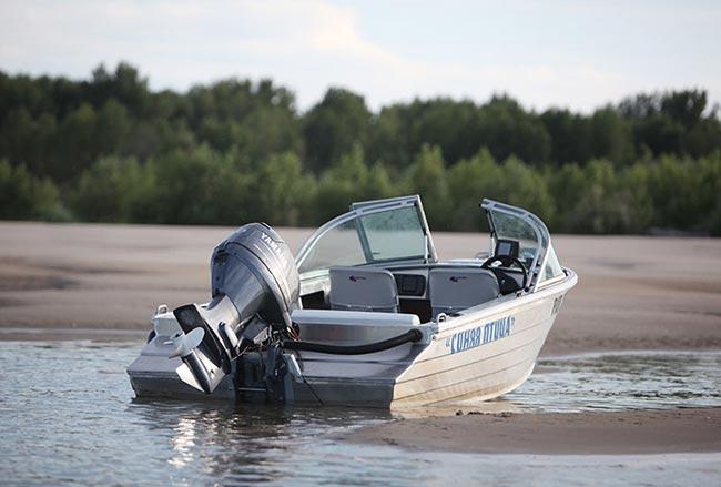 лодка 455 coast runner видео