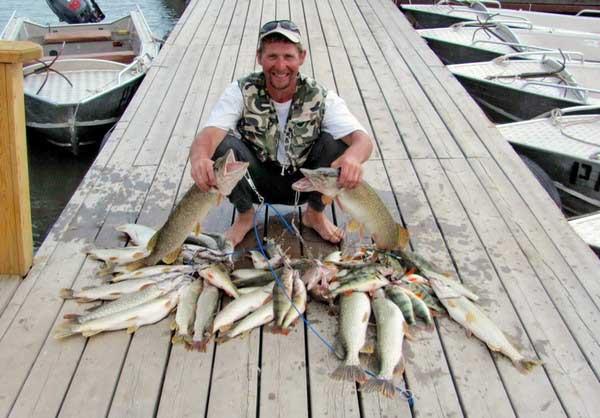 отдых с рыбалкой во владимирской области недорого