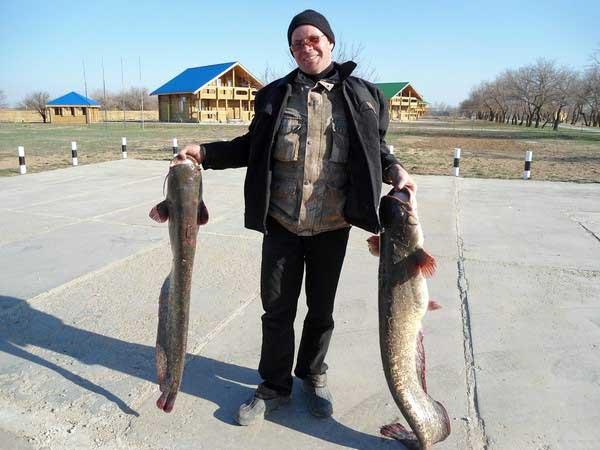рыбалка в астрахани в марте
