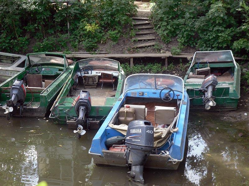турбазы с прокатом лодок на рыбалку