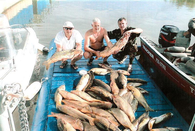рыболовная база на волге проживанием