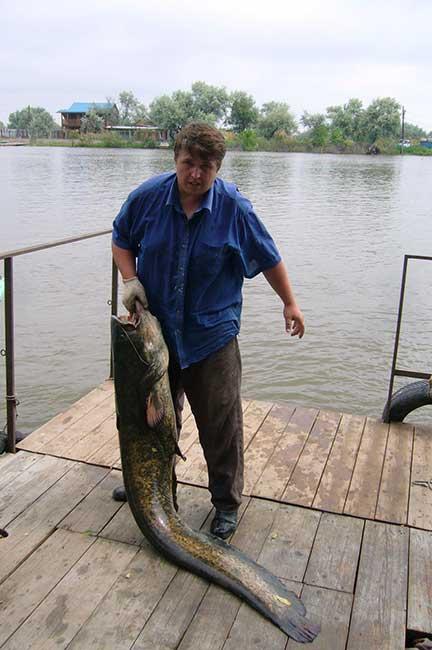 винтера на рыбалке