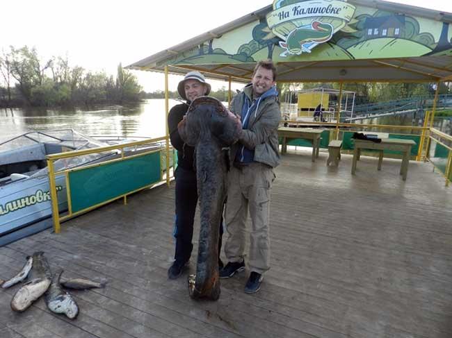 платная рыбалка в калиновке суперкарп форум