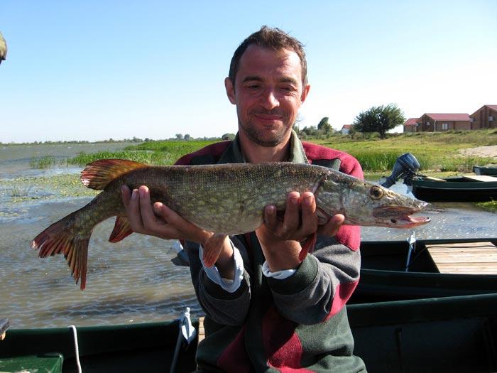 список рыболовных баз