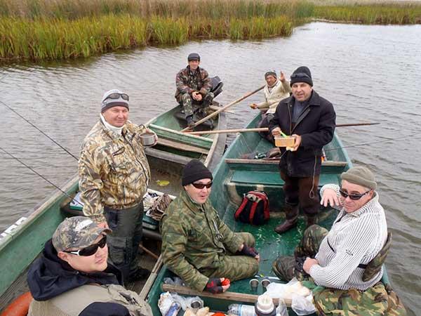 самые лучшие рыболовные компании