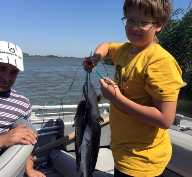 рыбалка на подстепке