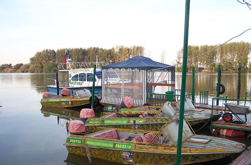 рыболовная база причал в астрахани