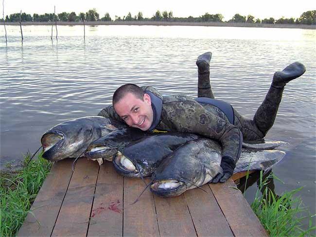 рыбалка на острове зеленом