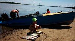 рыболовные базы в реке ашулук