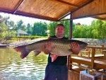 рыбалка в клубе астория