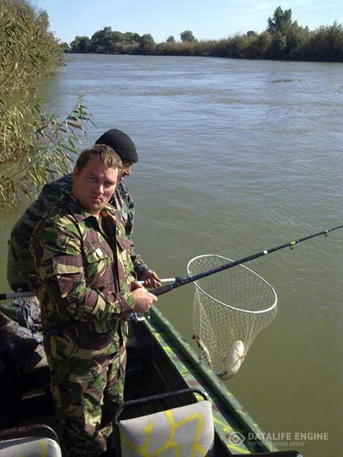 рыболовная база старый егерь