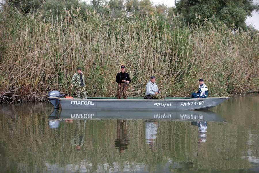 памятка для рыбаков в астраханской области