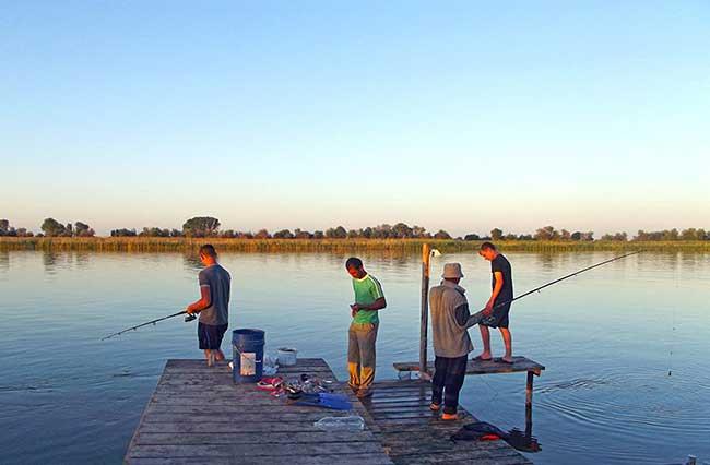 рыбалка в находке места
