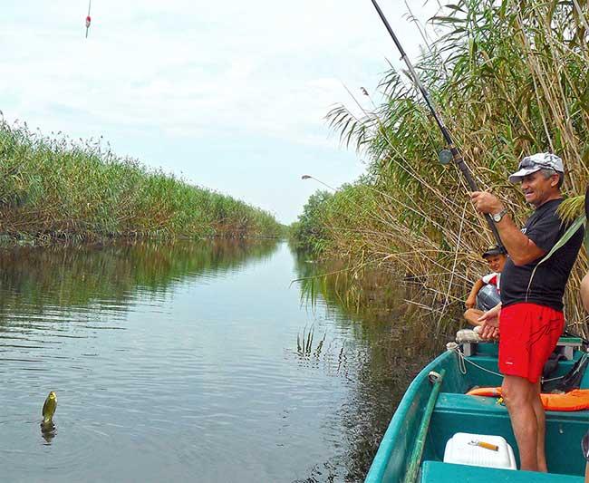 удача рыбака астрахань