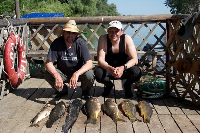 отдых и рыбалка базы отдыха в россии
