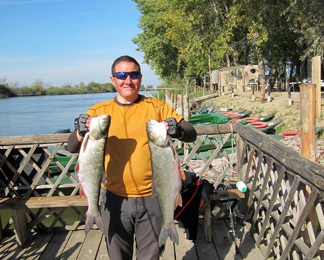 рыбалка на оке аренда