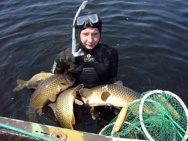 охота рыбалка подводная охота отдых