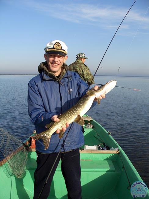 Рыбалка в энергетике