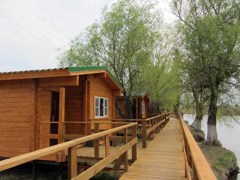 Базы отдыха Ростовской области