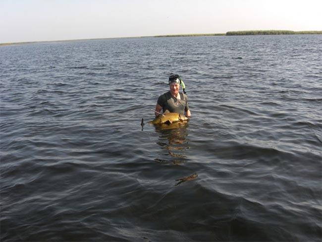 рыболовный клуб сокровище дельты
