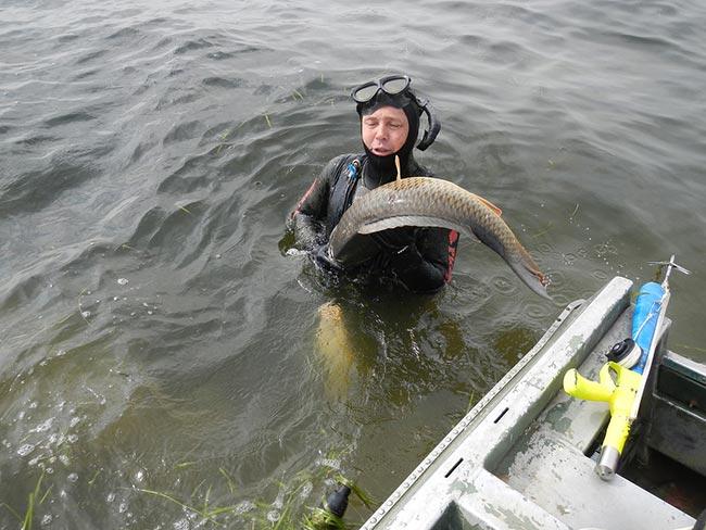 День рыбака подводника