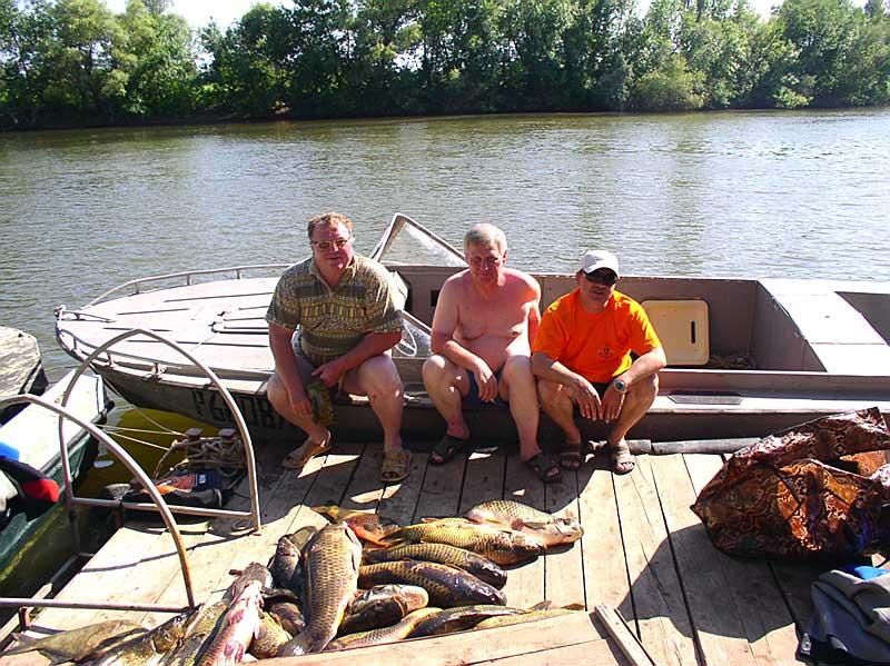на рыбалку с детьми с проживанием
