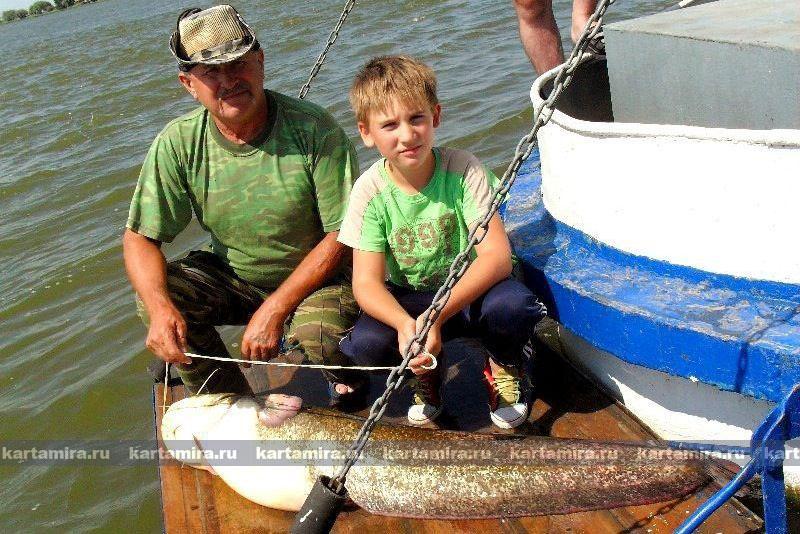 семейный отдых на дону с рыбалкой