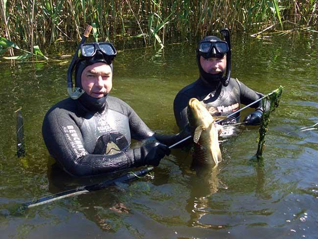 рыбалка рытый банк