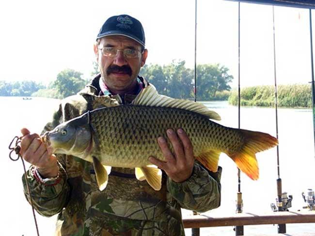 услуги рыбалки