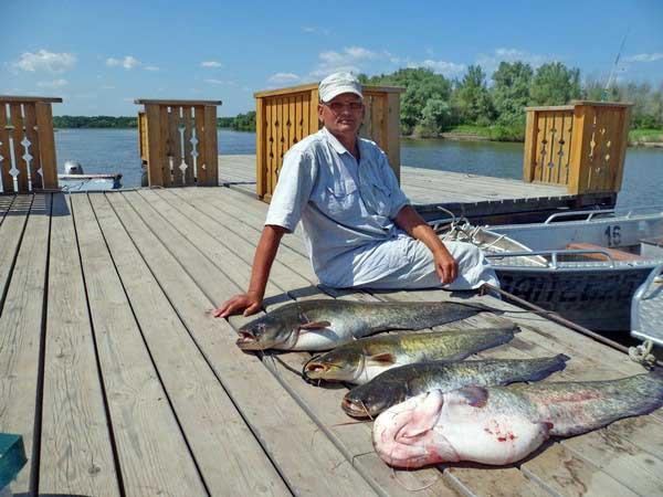 Путевка в астрахань на рыбалку